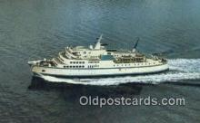 shi052169 - MV Queen Of Prince Rupert, Victoria, British Columbia, BC  Ferry Ship Postcard Post Card