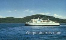 shi052173 - MV Queen Of Prince Rupert, Victoria, British Columbia, BC Ferry Ship Postcard Post Card