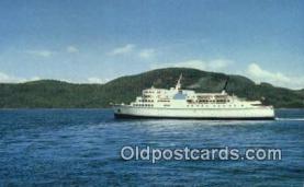 shi052173 - MV Queen Of Prince Rupert, Victoria, British Columbia, BC Ferry Ship Postcard Post Card
