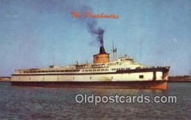shi052236 - The Pocahontas, Norfolk, Virginia, VA USA Ferry Ship Postcard Post Card