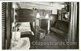 shi053022 - Motorships, American Pioneer Line, Roosevelt Steamship Boat, Boats, Postcard Postcards