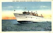 shi053026 - Wild Goose, Ocean City, New Jersy, USA Boat, Boats, Postcard Postcards