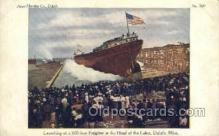 shi053050 - 600 Ft Freighter Ship Postcard Postcards