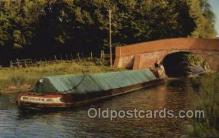 shi053067 - Grand Union Canal North Of Bletchley Ship Postcard Postcards