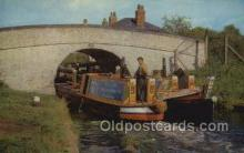 shi053072 - Grand Union Canal North Of Bletchley Ship Postcard Postcards