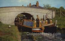 shi053073 - Grand Union Canal North Of Bletchley Ship Postcard Postcards