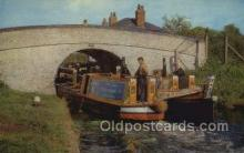 shi053074 - Grand Union Canal North Of Bletchley Ship Postcard Postcards