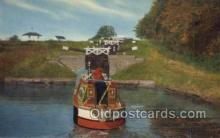 shi053086 - Canal Boats Watford Locks Ship Postcard Postcards