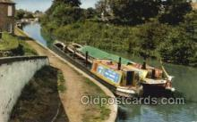 shi053089 - Grand Union Canal North Of Bletchley Ship Postcard Postcards
