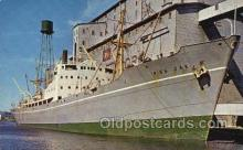 shi053099 - Irish Oak Ship Postcard Postcards