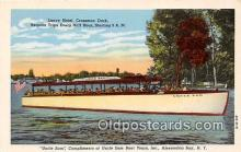 shi053109 - Uncle Sam Alexandria Bay, NY Ship Postcard Post Card