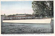 shi053110 - Uncle Sam Thousand Islands Ship Postcard Post Card