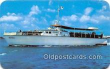 shi053111 - Cruise Yacht Adventure Pearl Harbor Ship Postcard Post Card