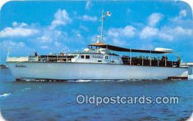 shi053111 - Cruise Yacht Adventure Pearl Harbor Ship Postcard Post Card