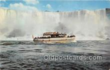 shi053118 - Maid of the Mist Niagara Falls Ship Postcard Post Card