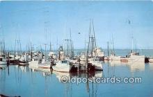 shi053124 - Commercial Fishing Eureka Boat Basin Ship Postcard Post Card