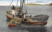 shi053135 - Pruse Seining Pacific Northwest Ship Postcard Post Card