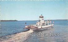 shi053151 - Gov Muski Lincolnville Beach, Maine Ship Postcard Post Card