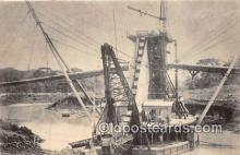 shi053156 - Panama Canal  Ship Postcard Post Card