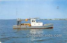 shi053174 - Long Island Clammer  Ship Postcard Post Card