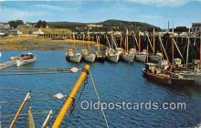 shi053183 - Digby Scallop Fleet  Ship Postcard Post Card