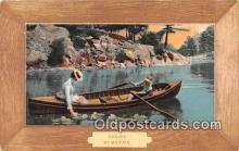 shi053188 - Spring by Morris  Ship Postcard Post Card