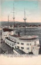 shi053202 - Ship Hotel Cabrillo Venice, Cal USA Ship Postcard Post Card