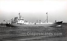 shi055024 - Hanne Tholstrup  Ship Postcard Post Card