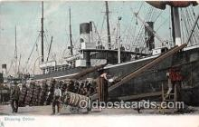 shi055083 - Shipping Cotton US Ship Postcard Post Card