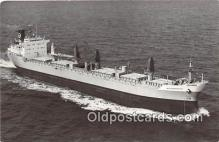 shi055127 - Drechtships NV Rotterdam Ship Postcard Post Card