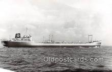 shi055131 - PHS Van Ommeren NV Rotterdam Ship Postcard Post Card