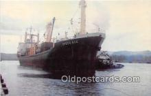 shi055138 - MV Speco Ace Home Port Yokohama, Japan Ship Postcard Post Card
