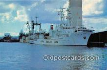 shi055162 - Shoyo Maru Japan Reserch Vessle JDRD, Guam Ship Postcard Post Card