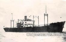 shi055202 - Aratama Maru Guam 1944 Ship Postcard Post Card