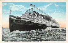 shi056021 - Great Ship Seeandbee Buffalo & Cleveland Ship Postcard Post Card
