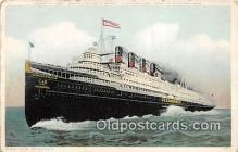 shi056048 - Str Seeandbee  Ship Postcard Post Card