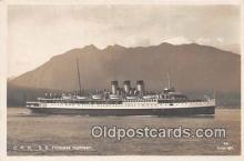 shi056072 - CPR SS Princess Kathleen  Ship Postcard Post Card