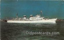 shi056091 - SS Silverstar Informal Cruise Ship Postcard Post Card