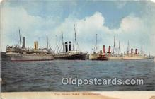 shi056117 - Ocean Quay Southampton Ship Postcard Post Card