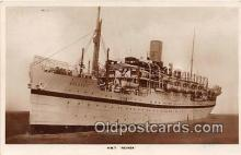 shi056120 - HMT Nevasa  Ship Postcard Post Card