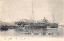 shi056127 - Alger Marechal Bugeaud Ship Postcard Post Card