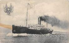 shi056164 - United States  Ship Postcard Post Card