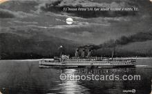 shi056167 - SS Princess Victoria CPR Flyer Vancouver & Victoria, BC Ship Postcard Post Card