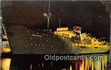 shi056169 - Eastern Steamship Corp Miami, Florida USA Ship Postcard Post Card