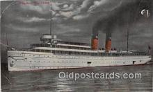 shi056170 - Steamer Northwest  Ship Postcard Post Card
