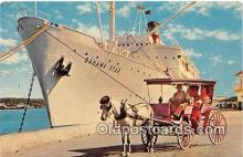 shi056172 - Eastern Steamship Corp Miami, Florida USA Ship Postcard Post Card