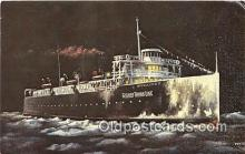 shi056183 - Milwaukee Cleveland, Ohio USA Ship Postcard Post Card