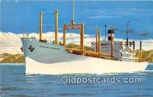 shi056194 - SS Philippine Transport Cebu Manila Ship Postcard Post Card