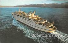 shi056197 - Starward Miami to Jamaica Ship Postcard Post Card