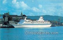 shi056198 - Royal Caribbean Cruise Line Miami, Florida USA Ship Postcard Post Card